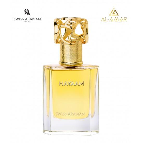 HAYAAM Eau De Perfume | Отлична цена от Al-amar.bg