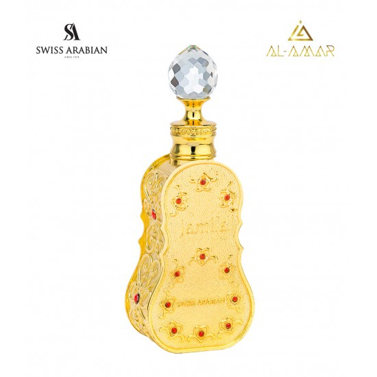 JAMILA Concentrated Perfume Oil   Best price from Al-amar.bg