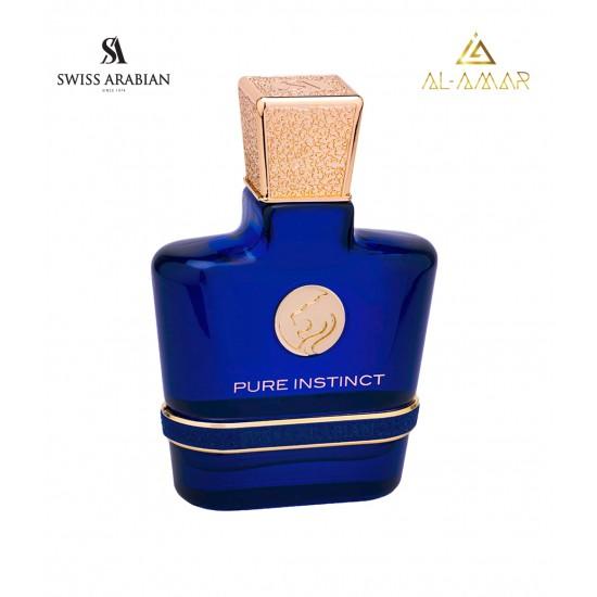 PURE INSTINCT EDP | Best price from Al-amar.bg