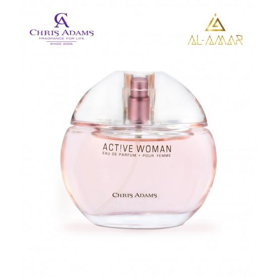 Perfume ACTIVE WOMAN 80ML | Best price from Al-amar.bg