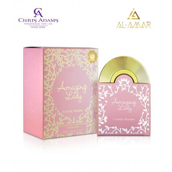 AMAZING LADY 100ML EDT | Best price from Al-amar.bg