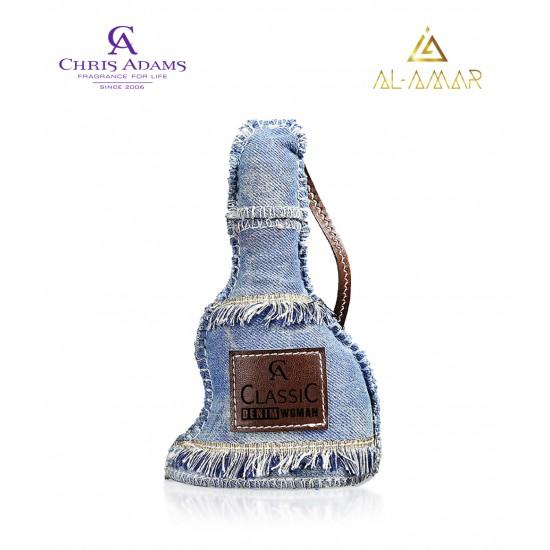 PERFUME CA CLASSIC DENIM Woman 100ML | Best price from Al-amar.bg