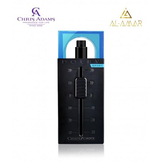 Perfume DOLBY SPORT Man 100ML   Best price from Al-amar.bg