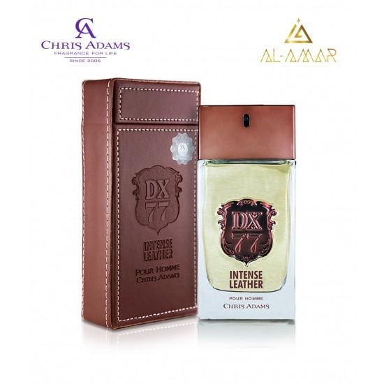 Perfume DX77 INTENSE LEATHER Man 100ML   Best price from Al-amar.bg