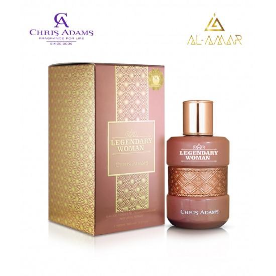 LEGENDARY WOMAN 100ML EDT | Best price from Al-amar.bg