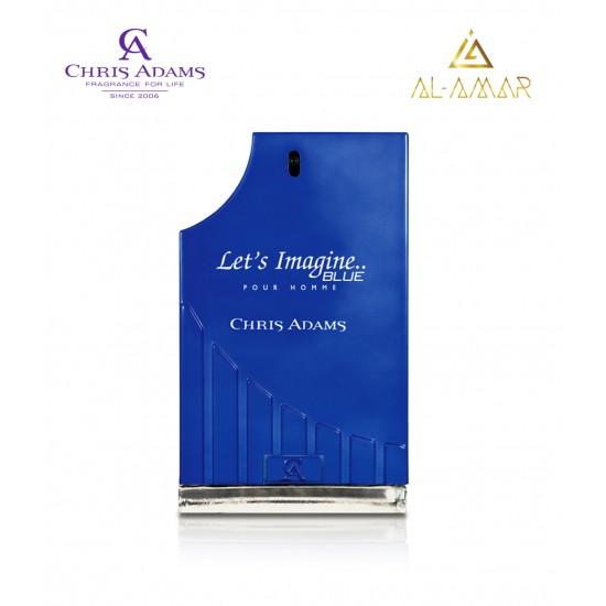 Perfume LETS IMAGINE BLUE 100ML | Best price from Al-amar.bg