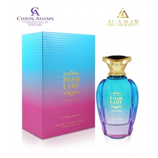 PERFUME POSH LADY 100ML | Best price from Al-amar.bg