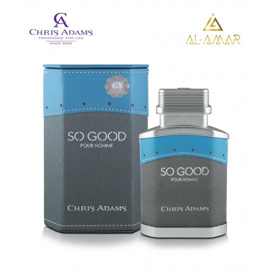 Perfume SO GOOD MAN 80ML | Best price from Al-amar.bg