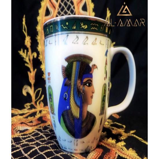 голяма чаша за чай   Отлична цена от Al-amar.bg