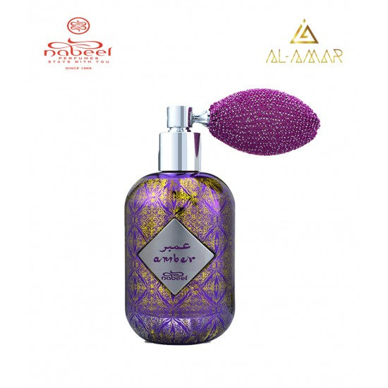 Amber Spray Perfume | Best price from Al-amar.bg