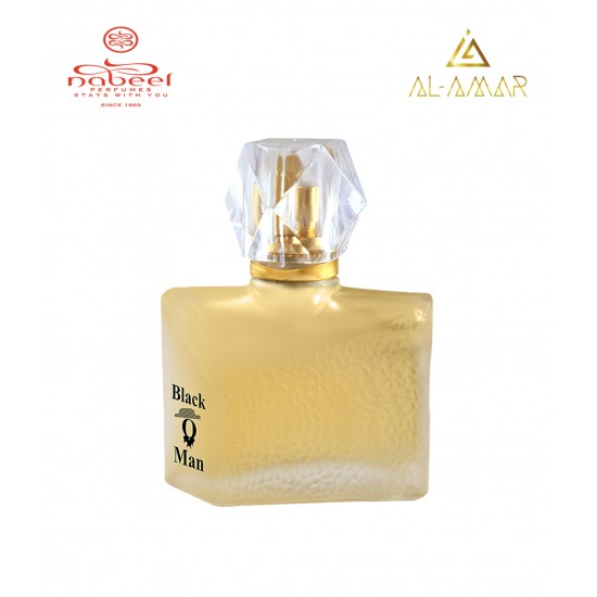 BLACK O MAN 75ml Spray Perfume | Best price from Al-amar.bg
