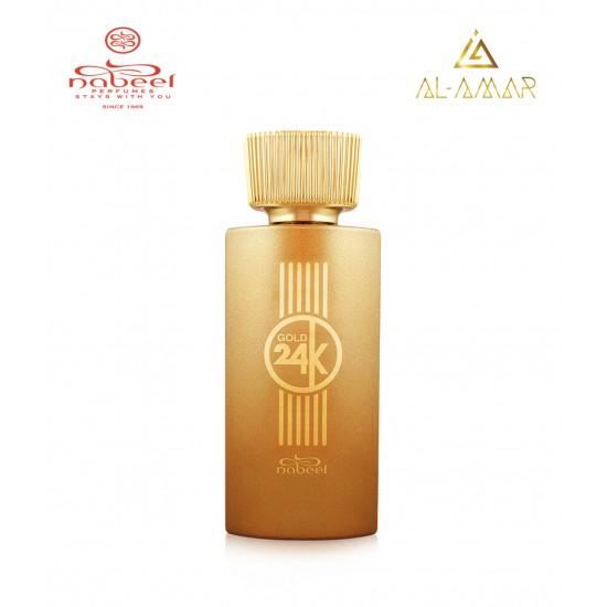 GOLD 24K 100ml Spray Perfume | Best price from Al-amar.bg