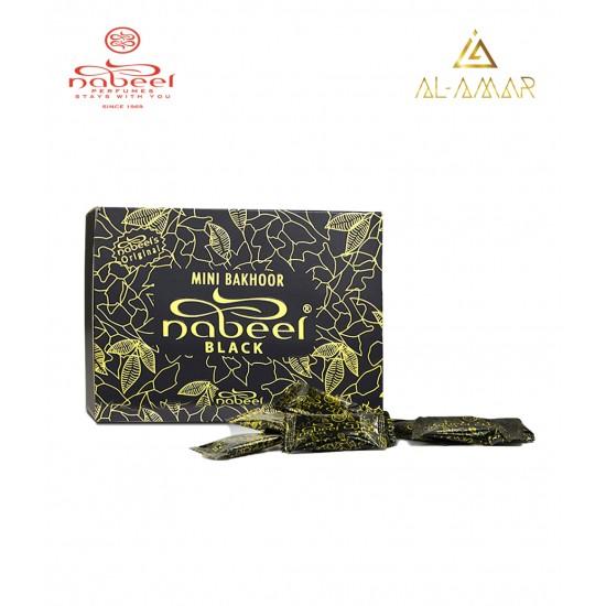 MINI BAKHOOR NABEEL BLACK 3gm INCENSE | Best price from Al-amar.bg