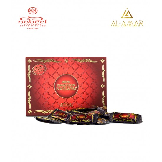 MINI BAKHOOR NASAEM 3gm INCENSE   Best price from Al-amar.bg