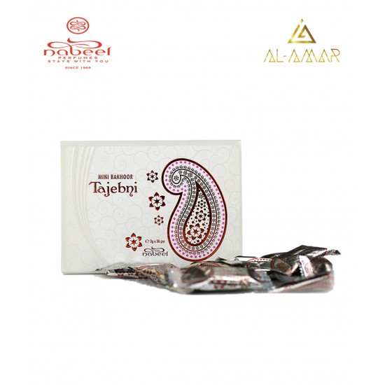 MINI BAKHOOR TAJEBNI 3gm INCENSE | Best price from Al-amar.bg
