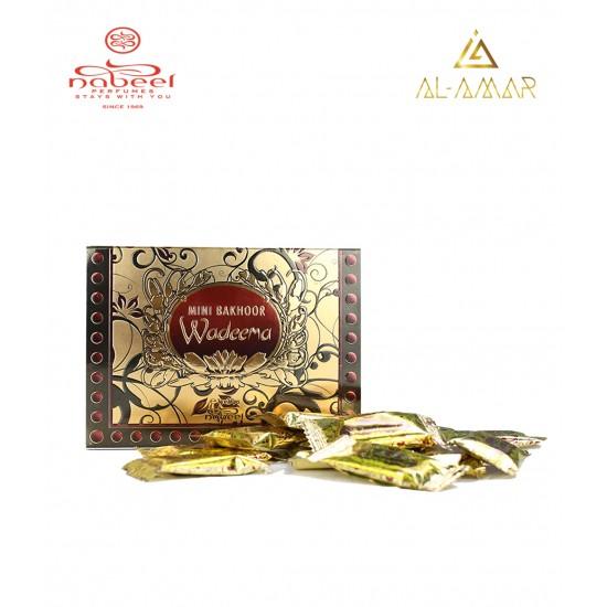 MINI BAKHOOR WADEEMA 3gm INCENSE | Best price from Al-amar.bg