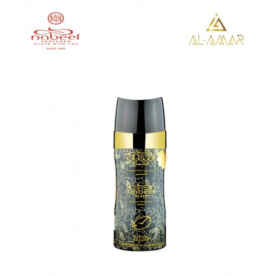 Nabeel Black DEODORANT 150ml | Best price from Al-amar.bg