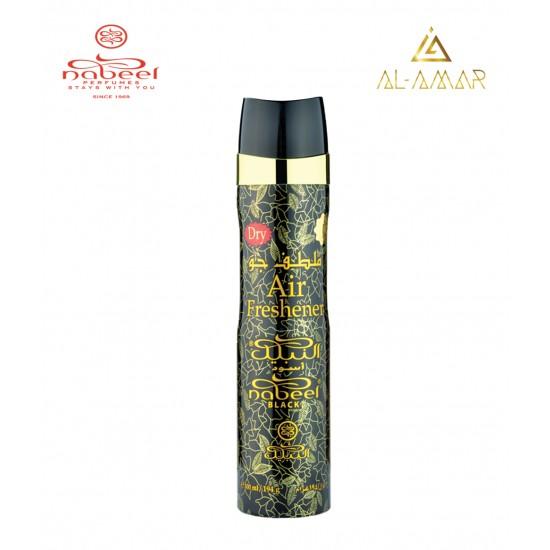 NABEEL BLACK AIR FRESHENER 300ml | Best price from Al-amar.bg