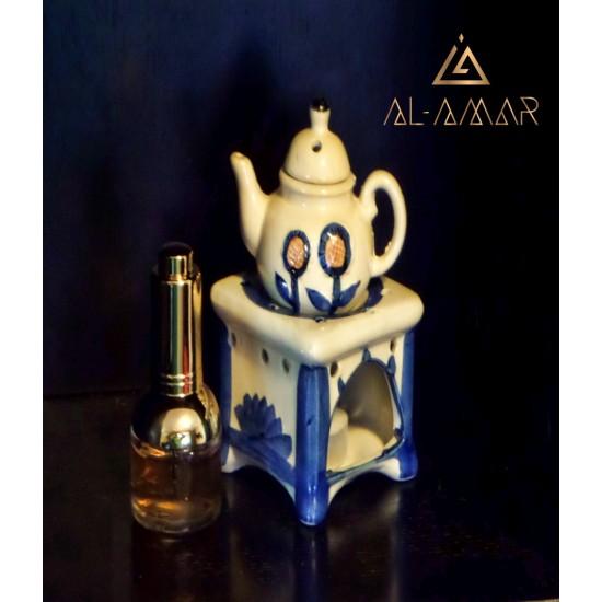 SMALL WHITE\BLUE TEAPOT | Отлична цена от Al-amar.bg