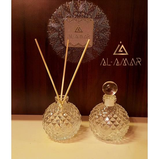 Арома лампа с бамбукови пръчици | Отлична цена от Al-amar.bg